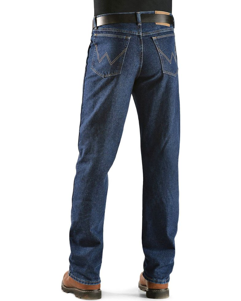 b2285dced54 Wrangler Jeans - Rugged Wear Relaxed Fit