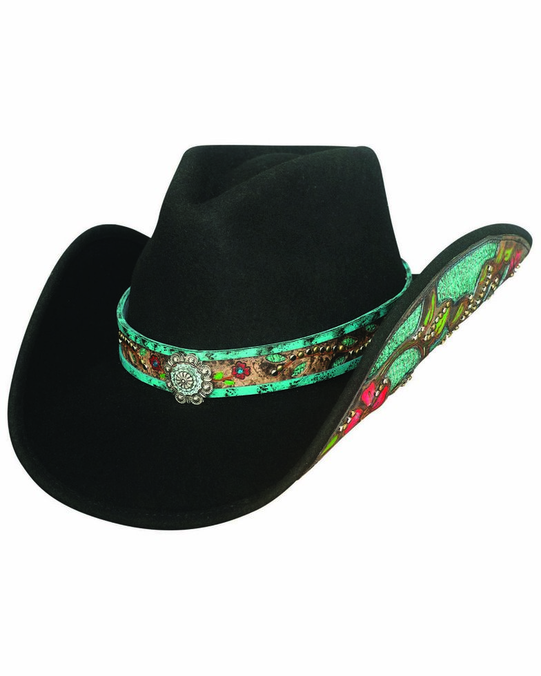 a55adc7653b15 Bullhide Women s Crazy Beautiful Cowgirl Hat