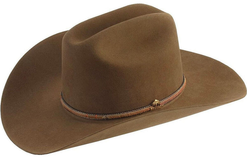f76ea1d26df Stetson Powder River 4X Buffalo Felt Cowboy Hat