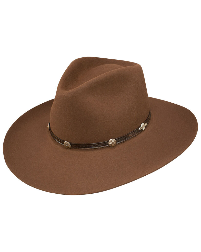 f61aa8a668e95 Stetson Hats and Apparel - Over 30