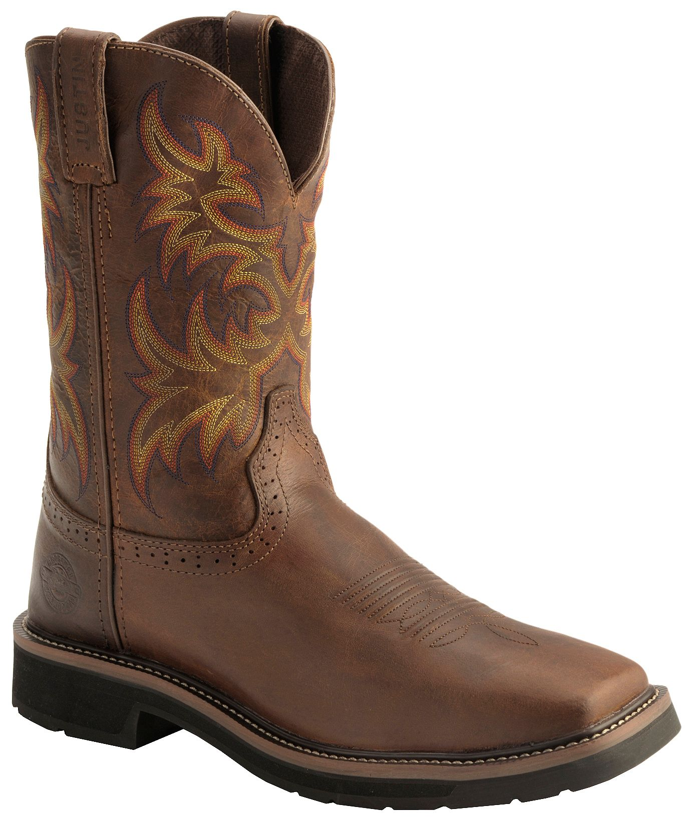 Justin Boots Reviews