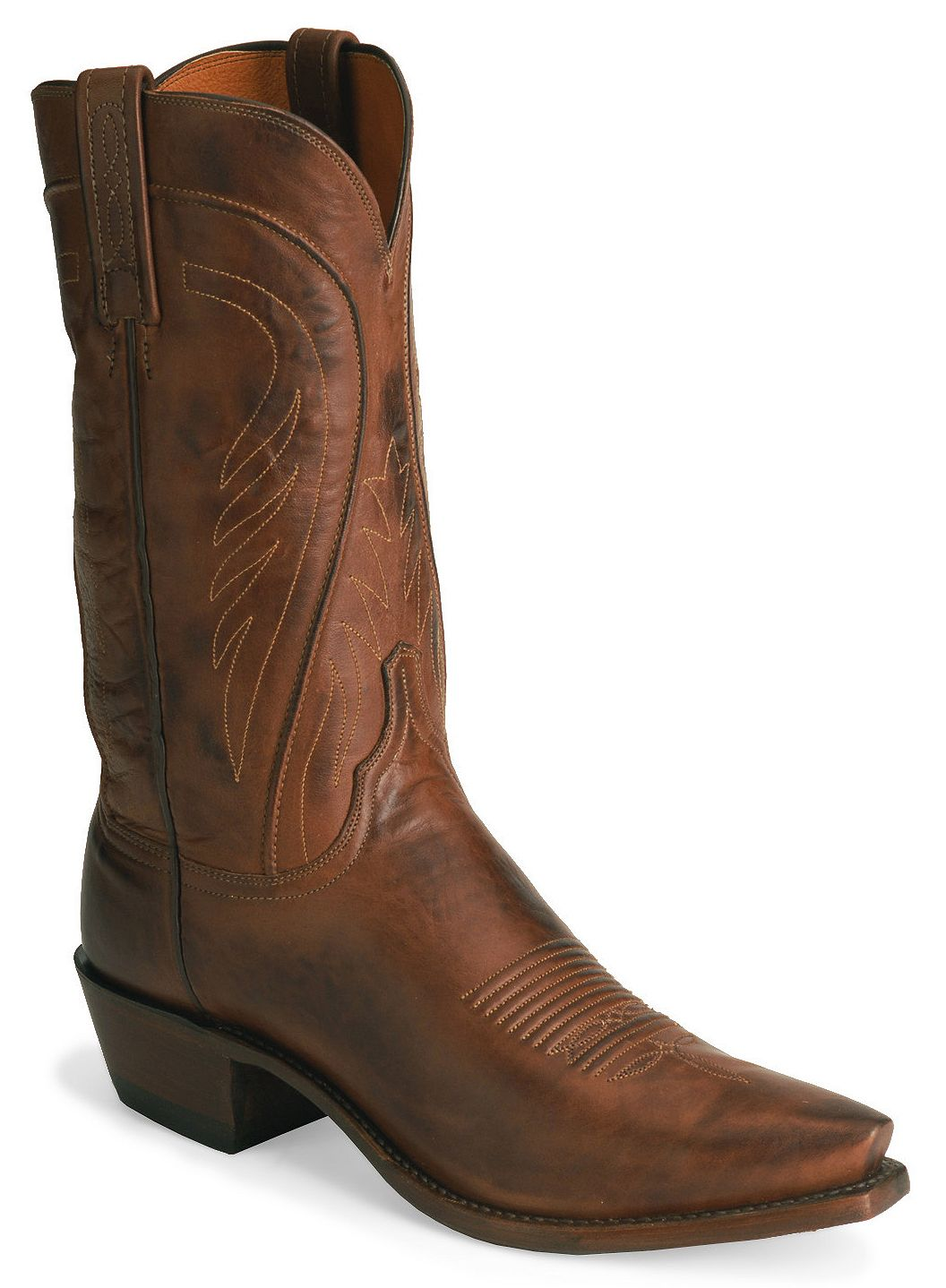 womens cross cowgirl comforter square boots cowboy comfortable embroidered brown most circle g toe